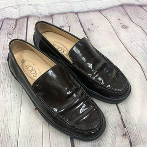 Tods Driving Shoes Loafers